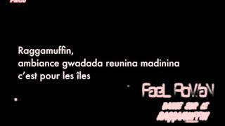 Fael Rowan - Danse Sur Le Raggamuffin (Radio Edit / Lyrics)