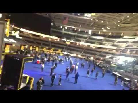 Inside Super Bowl Media Day At SAP Center #SB50