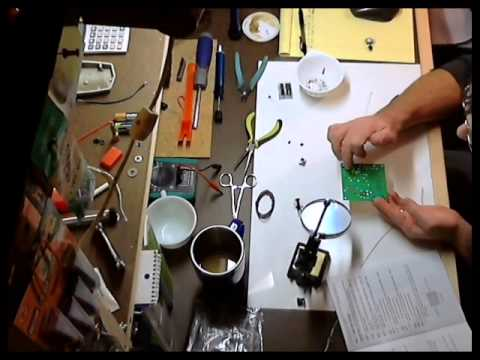 Building A Low Power AM Transmitter ~ Part 1 Of 2