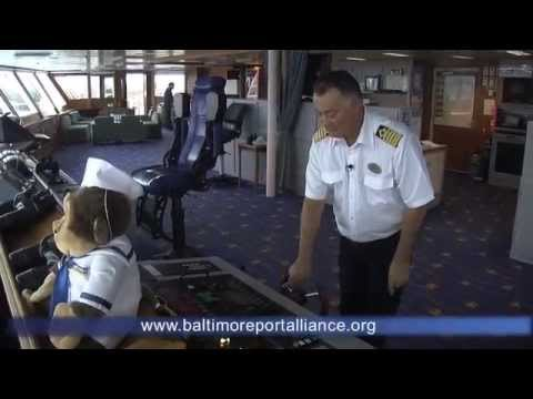 "Cruise Maryland - ""Baltimore: Port of Opportunity"""