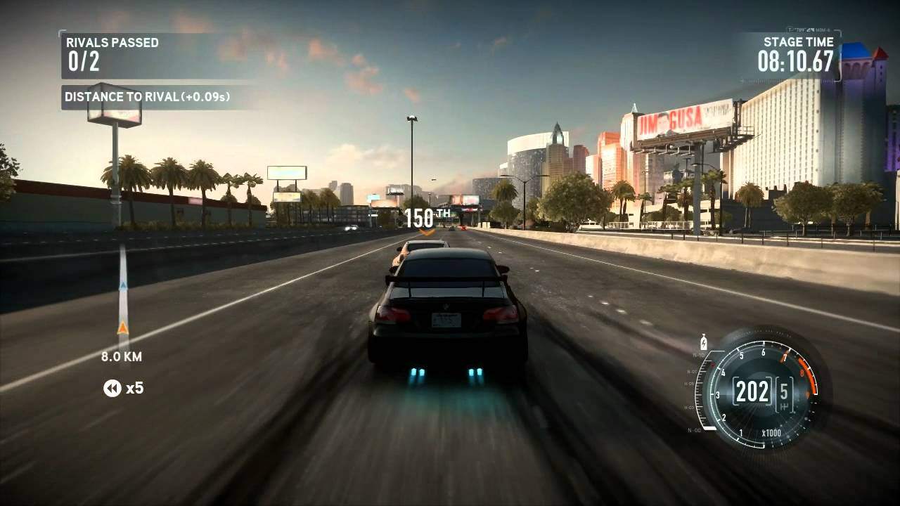 Need For Speed The Run Part 8