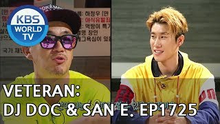 Veteran: DJ DOC and San E [Entertainment Weekly/2018.07.30]
