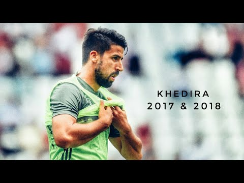 Sami Khedira 2017/18 - The Unbeatable Midfielder | JUVENTUS™