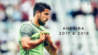 Sami Khedira 2017/18 - The Unbeatable Midfielder | JUVENTUS™