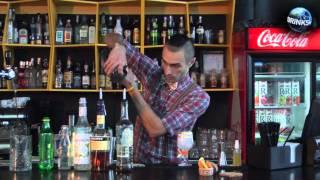 Piacere - авторский коктейль Евгения Рудя. Drinks.Ua