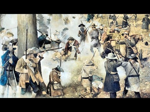 American victory at the Battle of Kettle Creek - 2/14/1779