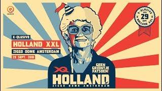 X-Qlusive Holland XXL 2018 | Q-dance Warm-up Mix | Geen Greintje Fatsoen