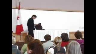 Gabor Maté Lecture