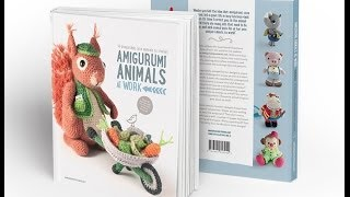 Amigurumi Animals At Work - Book Preview