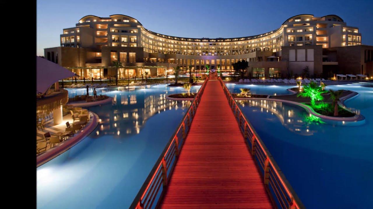 Kaya Palazzo Resort Casino Cyprus Youtube