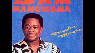 Sam Mangwana - bana ba Cameroun
