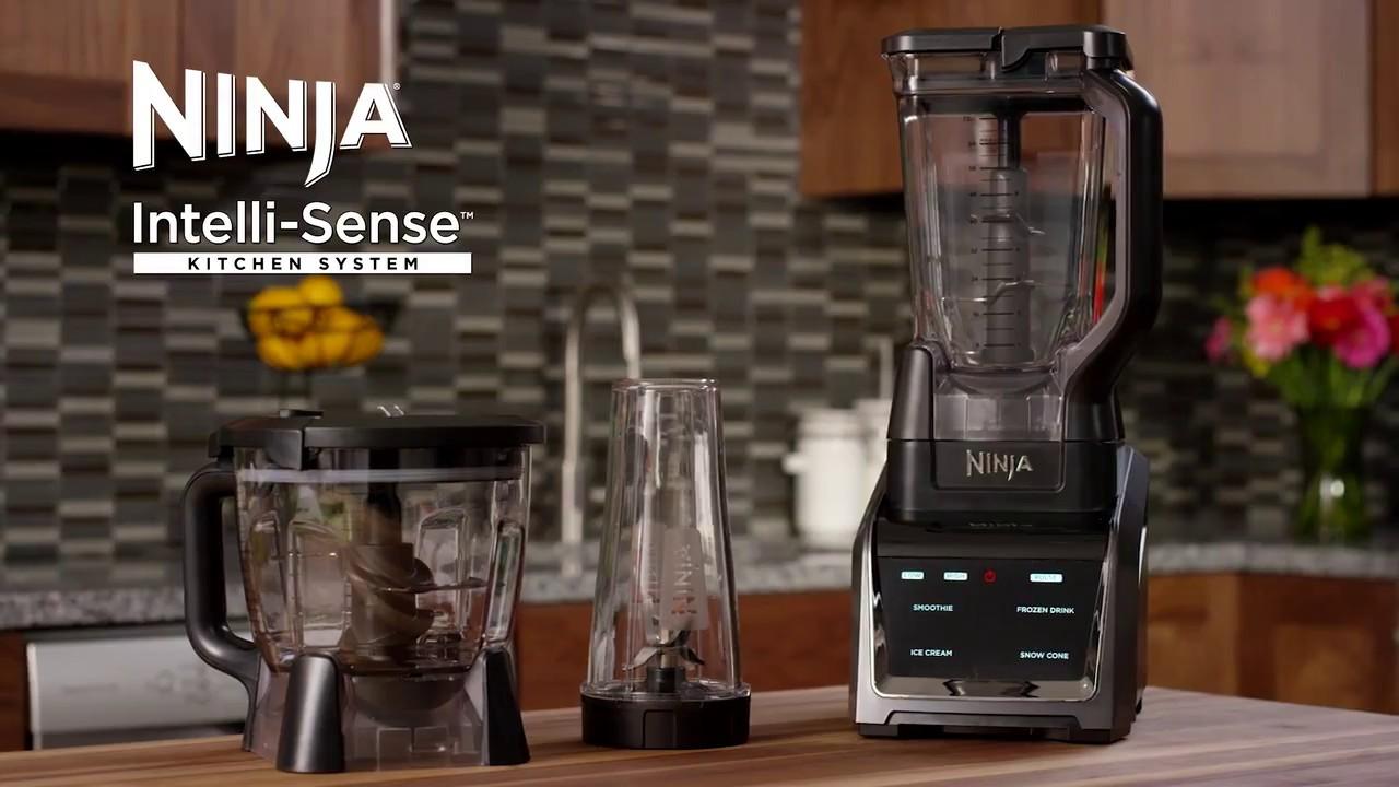 Ninja Intelli-Sense Kitchen System with Advanced Auto IQ CT680SS