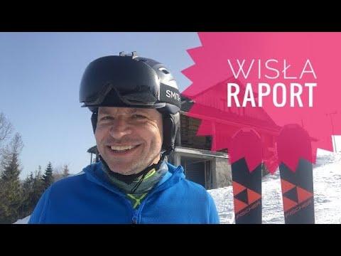 Warunki narciarskie w Wiśle (LIVE #023)