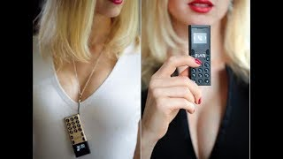World's Smallest Phone NanoPhone C Price & Specification