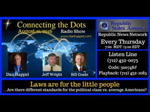 Laws are for little people - Manipulating the legal system
