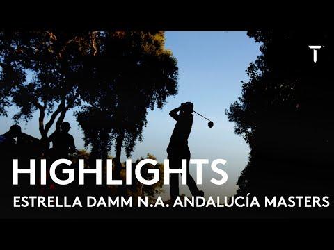 Extended Highlights | 2021 Estrella Damm N.A. Andalucía Masters