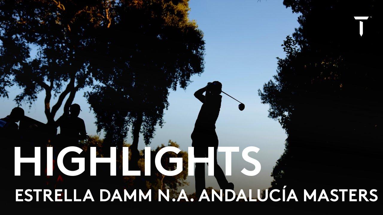 Extended Highlights   2021 Estrella Damm N.A. Andalucía Masters
