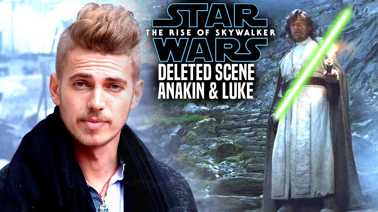 The Rise Of Skywalker Deleted Scene Explained Star Wars Episode 9 Youtube