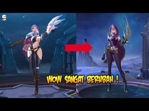 Perubahan hero mobile legends dari season pertama sampai sekarang ! (Terlengkap)