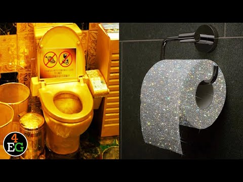 10 Most Expensive Useless Things In The World