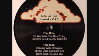 D.C. La Rue - Dancing With Strangers (Social Disco Club Edit)