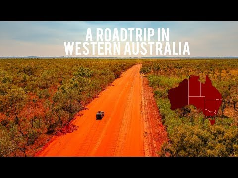 A ROADTRIP IN WESTERN AUSTRALIA