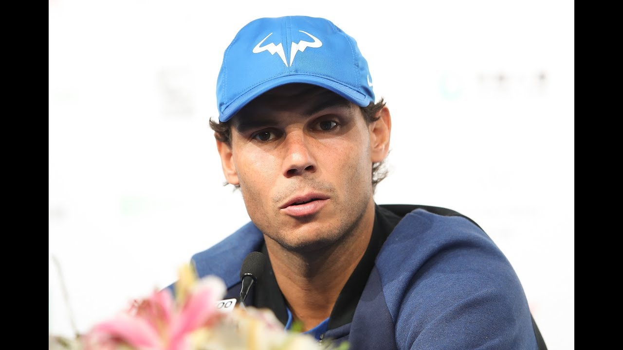 Can't imagine Catalonia without Spain and Spain with Catalonia: Rafael Nadal