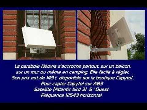 Parabole satellite n ovia funnydog tv - Antenne tv surf ...