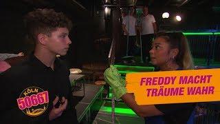 Köln 50667 - Freddy macht Wünsche wahr #1410 - RTL II