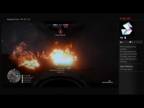 Battlefield 1 *LIVE* Conquest (feat. CH_imp_) PS4