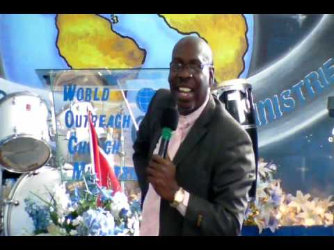 Pastor Carl Meade: Turn Your Wound into a Scar