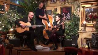 GYPSY JAZZ UK - SWING TRAIN 42 Live SHOWREEL