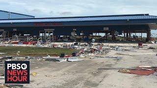Hurricane Dorian leaves 'apocalyptic' damage in the Bahamas
