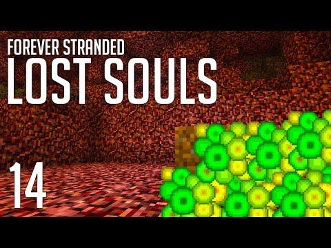 ►Forever Stranded: Lost Souls - XP OVERLOAD!   Ep. 14   Modded Minecraft Survival◄