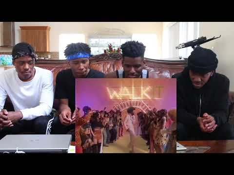 MIGOS - WALK IT TALK IT FEATURING DRAKE REACTION