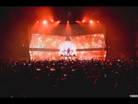 Zedd - Echo Tour Full Set Live w/ Tracklist from Aragon Ballroom in Chicago