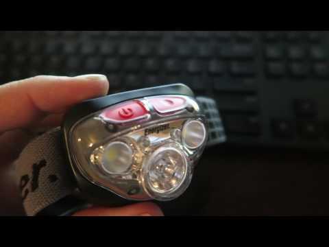 Energizer 300 Lumen HD+ Focus Headlamp
