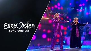 Bobbysocks! - La Det Swinge (LIVE) Eurovision Song Contest