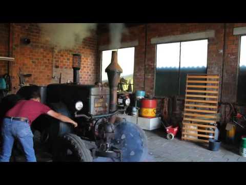 lanz bulldog start after 40 years