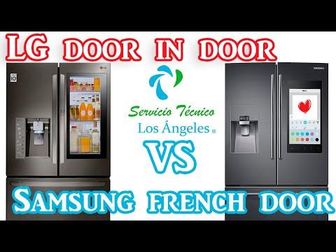 Refrigerador LG Vs SAMSUNG (Liverpool)