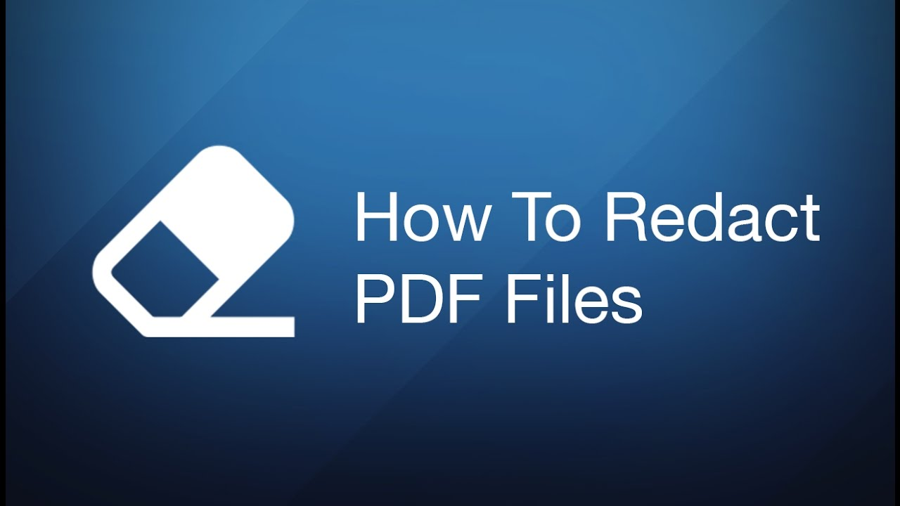 How to redact a PDF? The best PDF redaction tool | PDF Expert