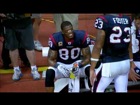 Arian Foster Touchdown Celebration