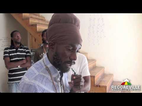 The Chant Interview #2: Sizzla On Africa and Its Prospects  [New Album Out 2/17/2012]