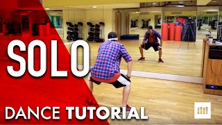 SOLO - Clean Bandit ft Demi Lovato Dance TUTORIAL | Commercial Choreography Video #BHChoreo