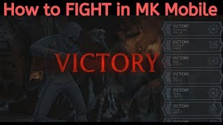 MK Mobile: Fighting tİps and techniques