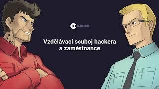 Vzdělávání hrou: souboj hackera a zaměstnance - Clashing