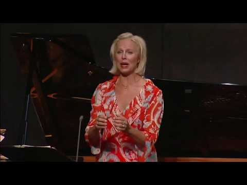 Anne Sofie von Otter - Brahms - 'Geistliches Wiegenlied'