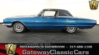 1966 Ford Thunderbird - Gateway Classic Cars Indianapolis - #330 NDY