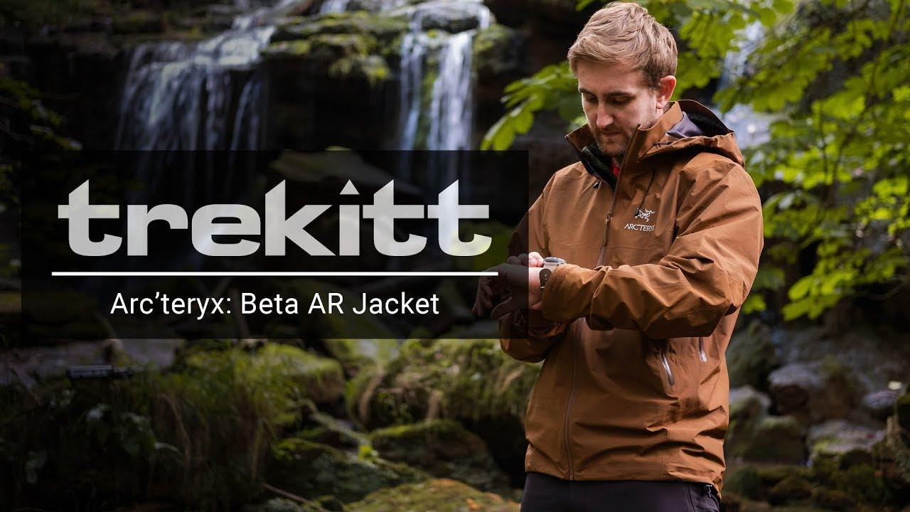 d2abe5cba0 Inside Look: NEW Arc'teryx Beta AR Jacket - YouTube