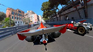 New 360° Angles Alesi Ferrari F1 Monaco Video